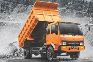 Mitsubishi Fuso Dump Truck