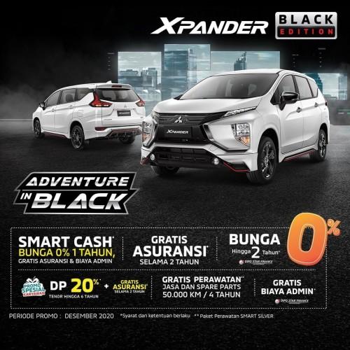 Promo Mitsubishi Xpander Black Edition